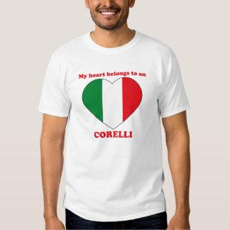 Corelli Tees