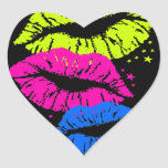 Corey Tiger 80s Lips & Stars