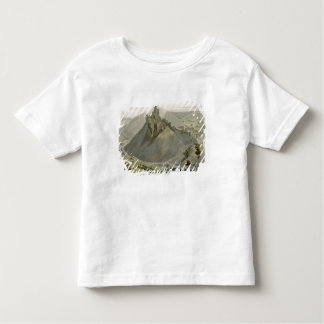 Corfe Castle, from 'A Voyage Around Great Britain Toddler T-Shirt