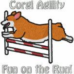Corgi Agility Jump Hoodies