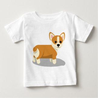Corgi aparrel baby T-Shirt