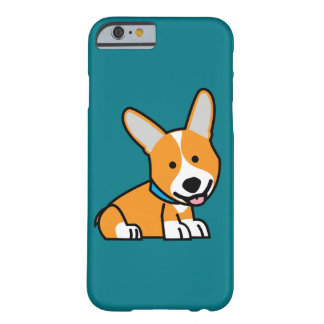 Corgi Corgis dog puppy doggy happy Pembroke Welsh Barely There iPhone 6 Case