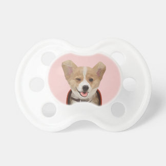 Corgi Delivery Pacifiers