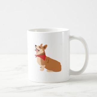 Corgi Dog Coffee Mug