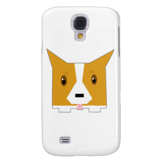 Corgi Galaxy S4 Case