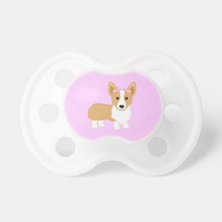 Corgi Girl Dog with Pink Bows Dummy