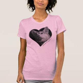 Corgi Heart T T-Shirt