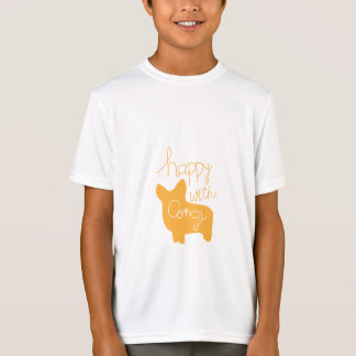 Corgi kids t-shirt