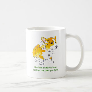 Corgi Love Mug