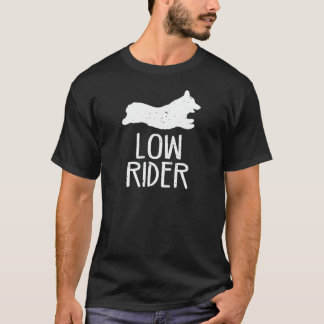 Corgi Low Rider T-Shirt