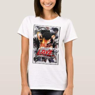 Corgi Mafia Brit LOVE International Tshirt