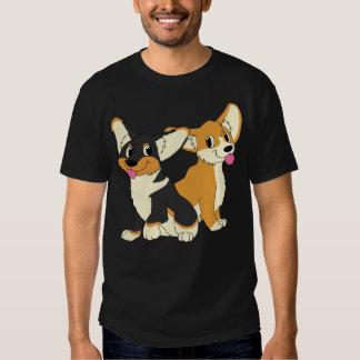 Corgi Pals Tee Shirts