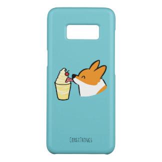 Corgi Pineapple Dole Whip Samsung Phone Case
