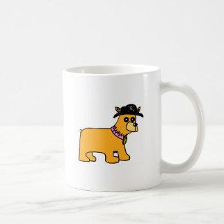 Corgi Pirate Mug