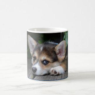 Corgi Puppy Coffee Mug