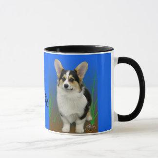 Corgi Puppy Mug
