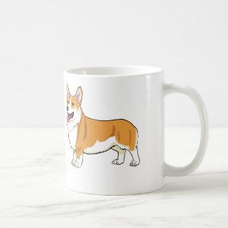 Corgi Smile Mug