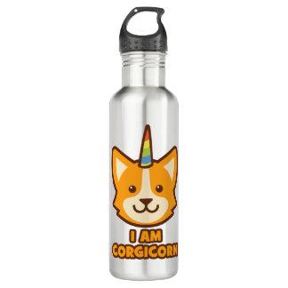 Corgicorn 710 Ml Water Bottle