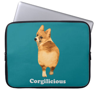 Corgilious Laptop Sleeve