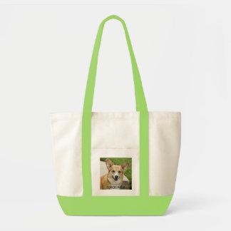 COrgis Rule Tote Bags