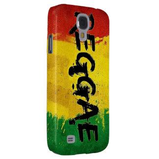 Cori Reith Rasta reggae Galaxy S4 Case