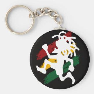 Cori Reith Rasta reggae Key Ring