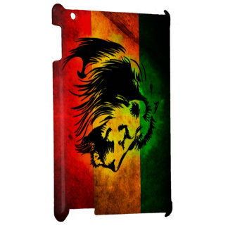 Cori Reith Rasta reggae lion Case For The iPad