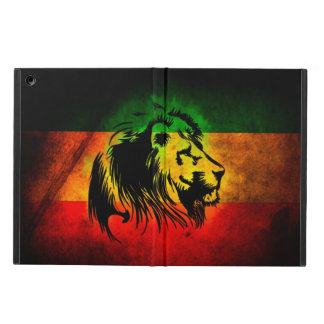 Cori Reith Rasta reggae lion Case For iPad Air