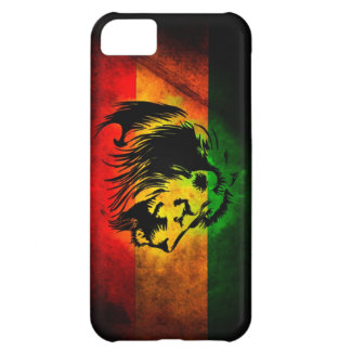 Cori Reith Rasta reggae lion iPhone 5C Case