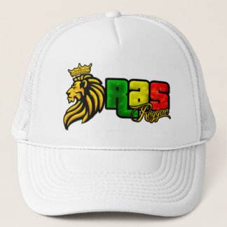 Cori Reith Rasta reggae lion Trucker Hat