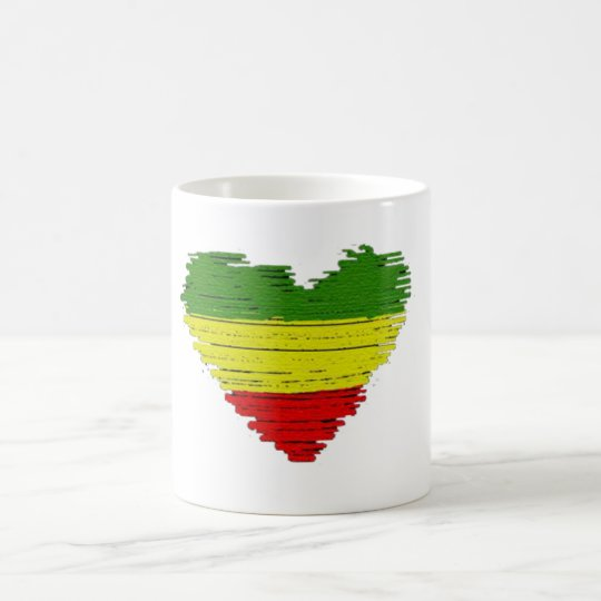 Cori Reith Rasta reggae one love hearts Coffee