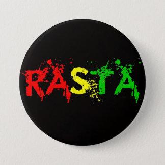 Cori Reith Rasta reggae peace 7.5 Cm Round Badge