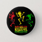 Cori Reith Rasta reggae rasta man music graffiti 6 Cm Round Badge