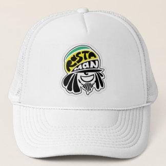 Cori Reith Rasta reggae rasta man Trucker Hat