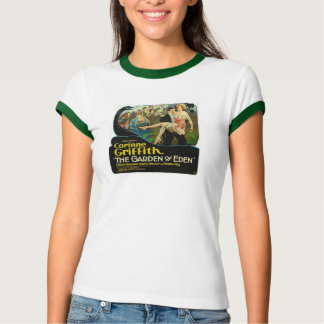 Corinne Griffith 1928 color movie poster T-shirt