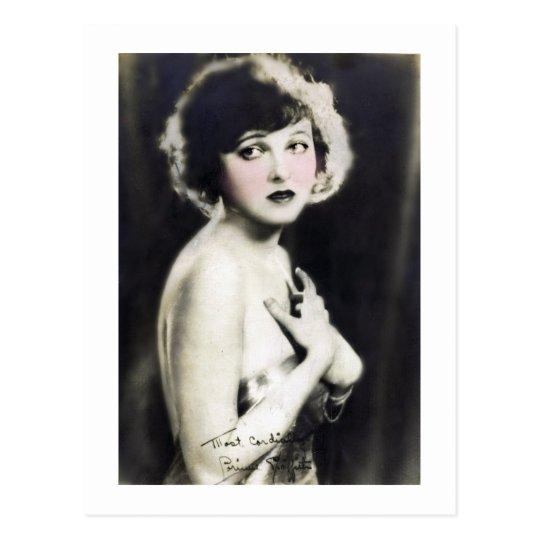 Corinne Griffith Silent Era Film Star Postcard