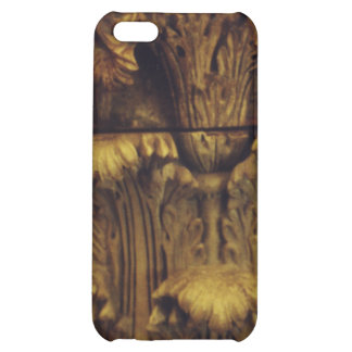 Corinthian column iPhone 5C covers