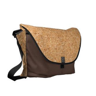 Cork Board Commuter Bag