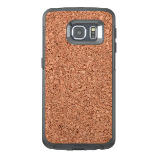 Cork Board OtterBox Samsung Galaxy S6 Edge Case