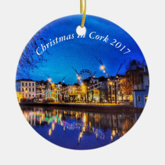 Cork, Ireland Christmas Ornament