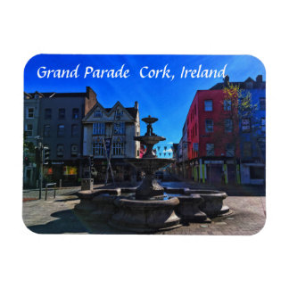 Cork, Ireland Magnet