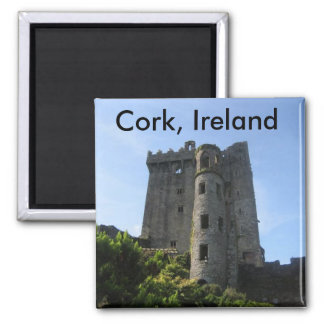 Cork Ireland magnet