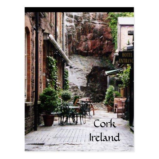 Cork Ireland postcard