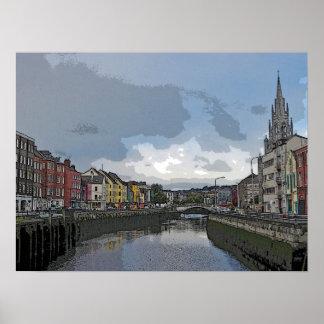 Cork Ireland Print