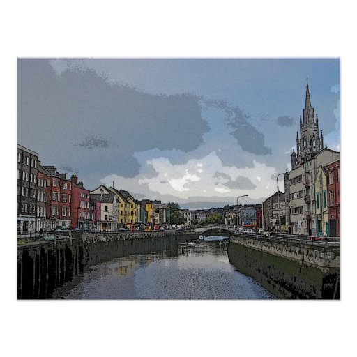 Cork, Ireland Print