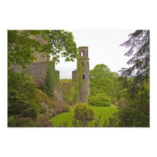 Cork, Ireland. The infamous Blarney Castle 2 Photo Print