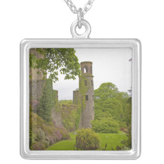 Cork, Ireland. The infamous Blarney Castle 2 Silver Plated Necklace