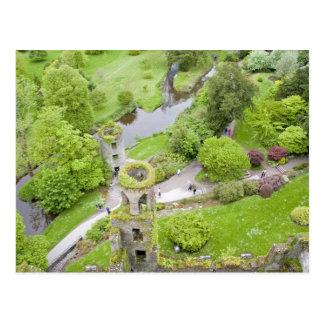 Cork, Ireland. The infamous Blarney Castle Postcard