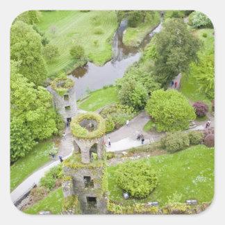 Cork, Ireland. The infamous Blarney Castle Stickers