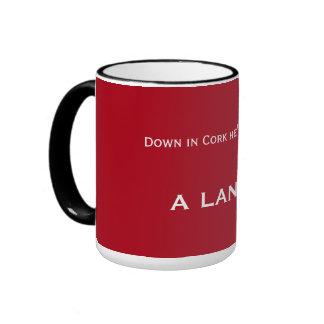 Cork Langer Ringer Mug